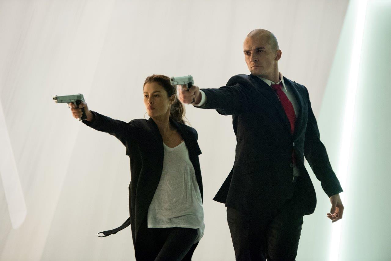 Bina Daigeler Hitman Agent 47
